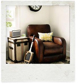 Shop, Save & Take a Seat