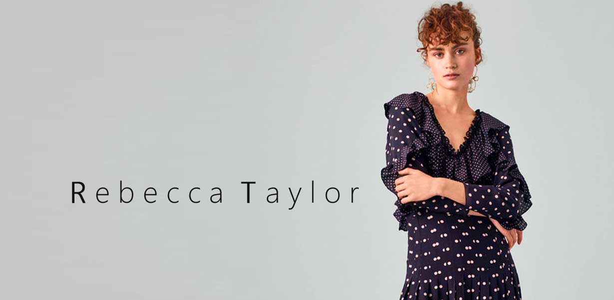 <strong>New/Now:</strong>Rebecca Taylor Spring 2019