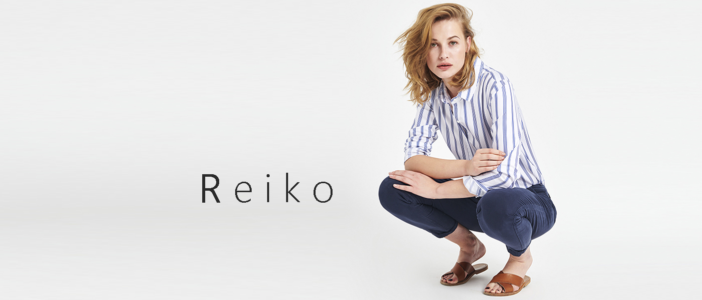 <strong>New/Now:</strong>Reiko Chinos